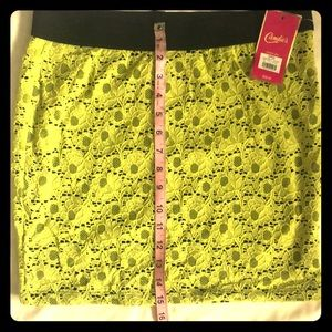 NWT Candie's Skirt